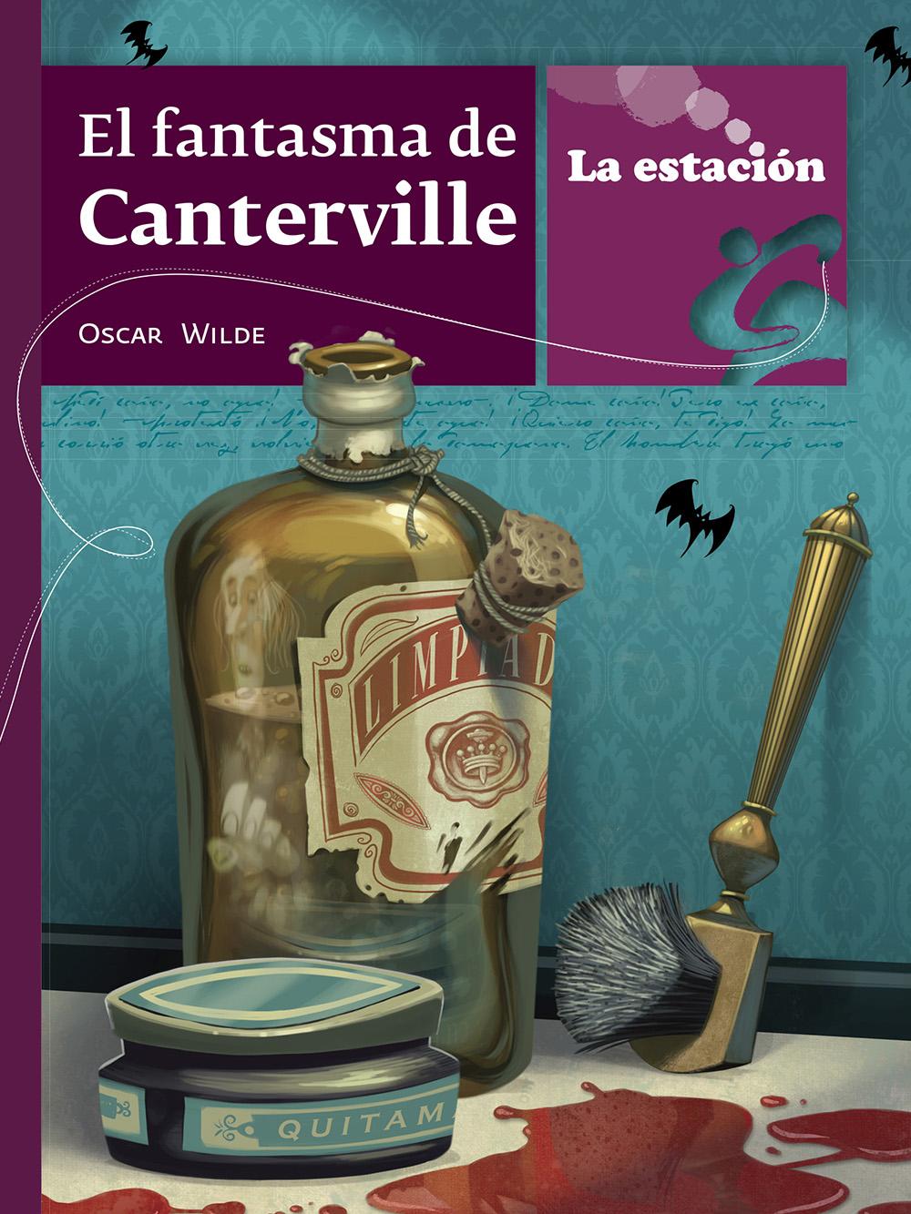 EL FANTASMA DE CANTERVILLE | Estacion Editora